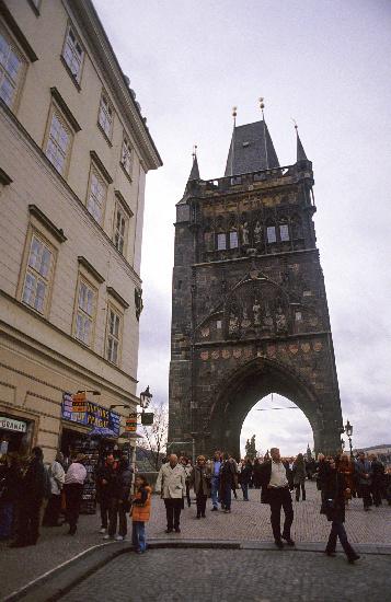 La Réunion à Prague © Valérie Koch