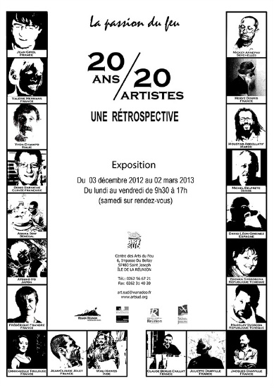 Rétrospective 20 ans / 20 artistes