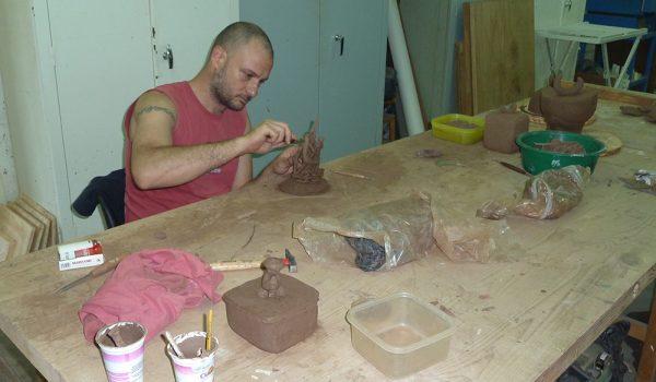 Formation ciblée aux métiers de la céramique