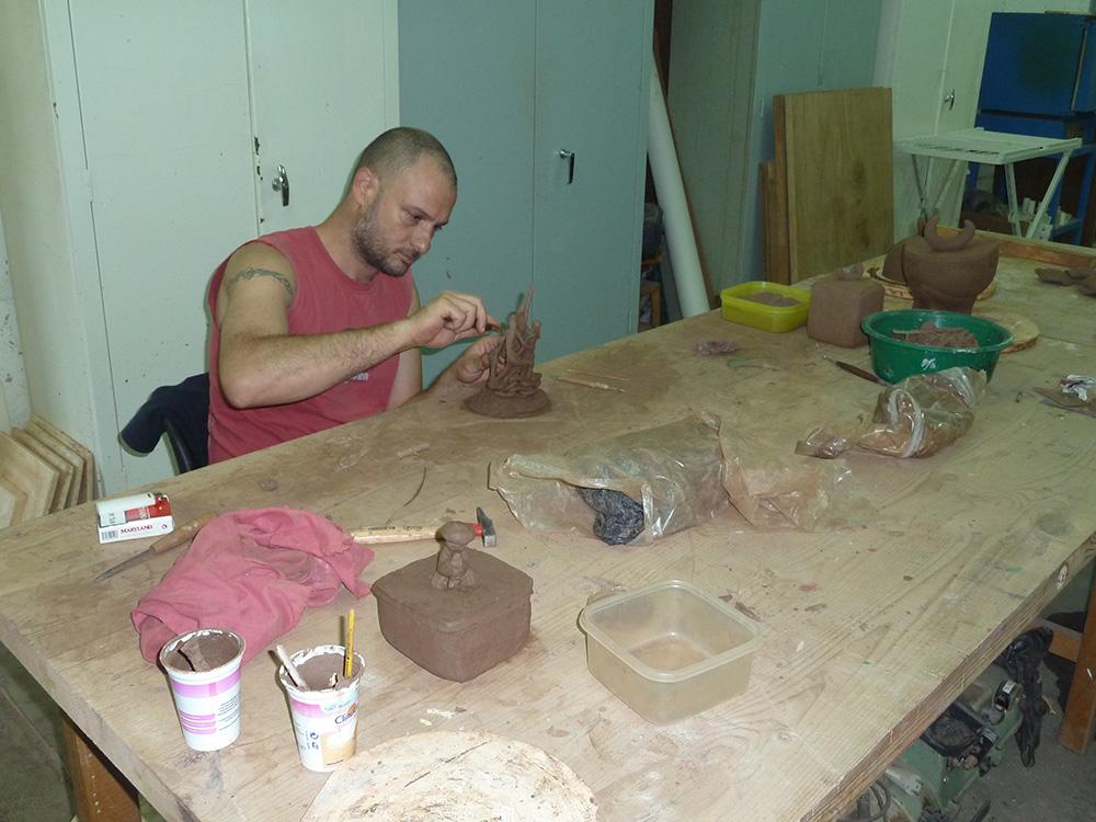 Formation ciblée aux métiers de la céramique © Art Sud