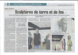 """Expo Émergence, """"sur le chemin d'une passion"""", Frédéric Métro"""