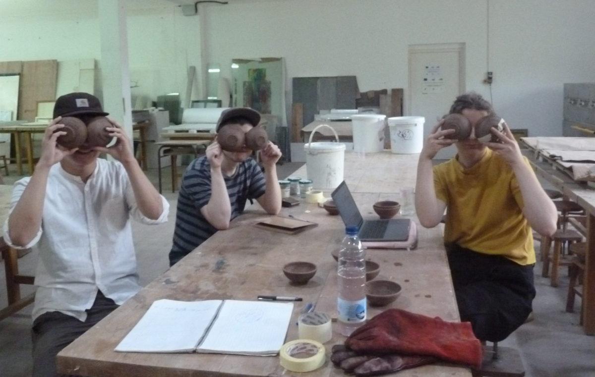 L'école Design Academy d'Eindhoven à Art Sud © Art Sud