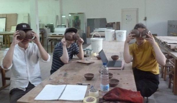 L'école Design Academy d'Eindhoven à Art Sud