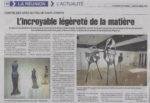 Le Quotidien - Exposition Laurent Sarpedon