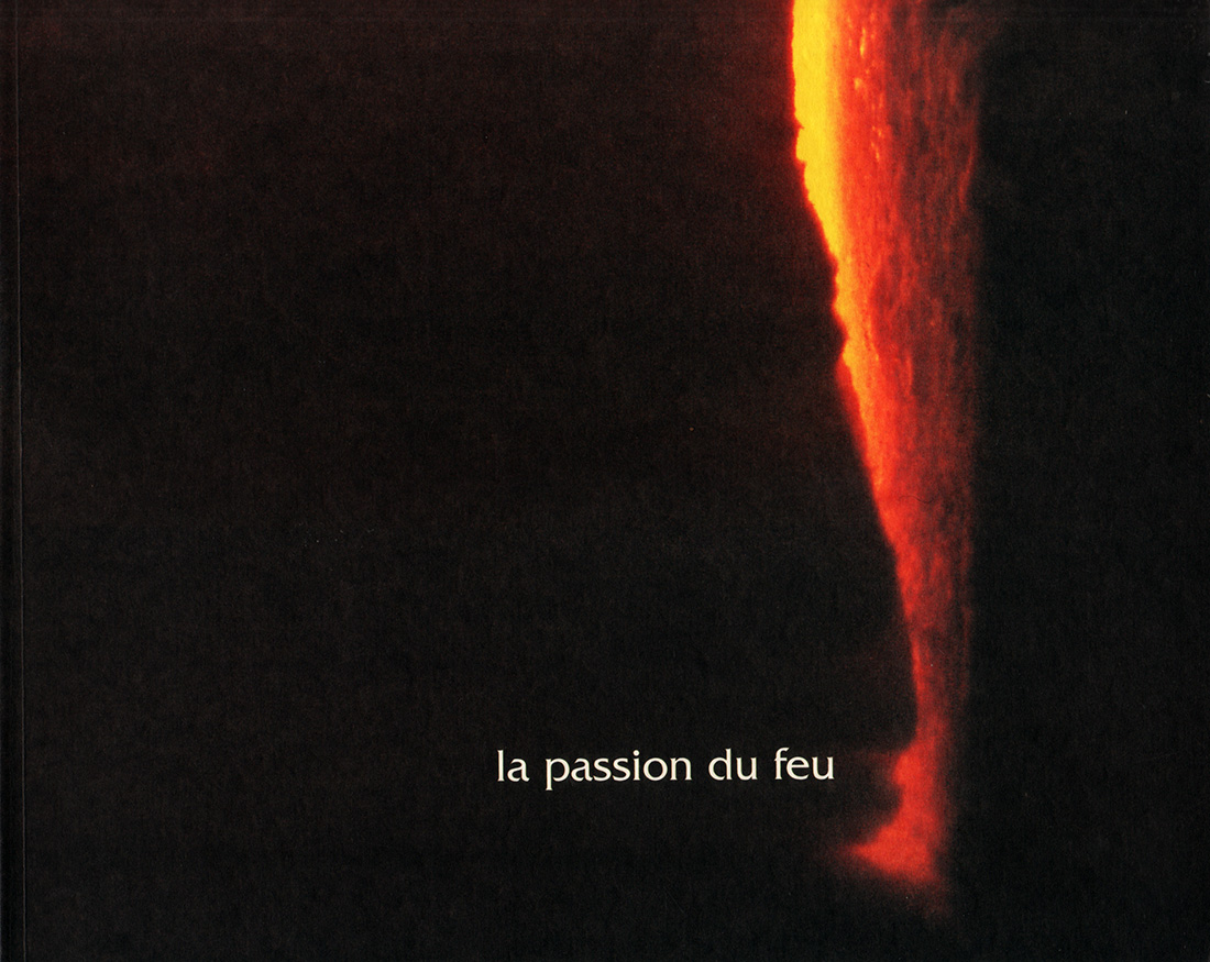 Catalogue La Passion du Feu | Le verre