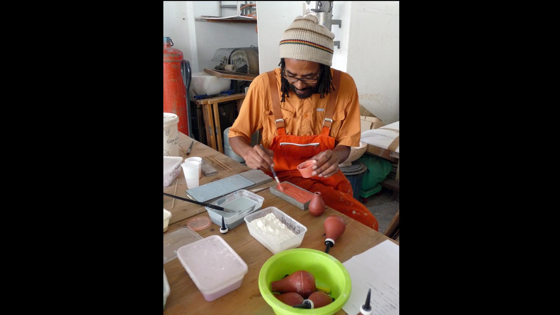 Travail en cours | Abdellatif Moustad