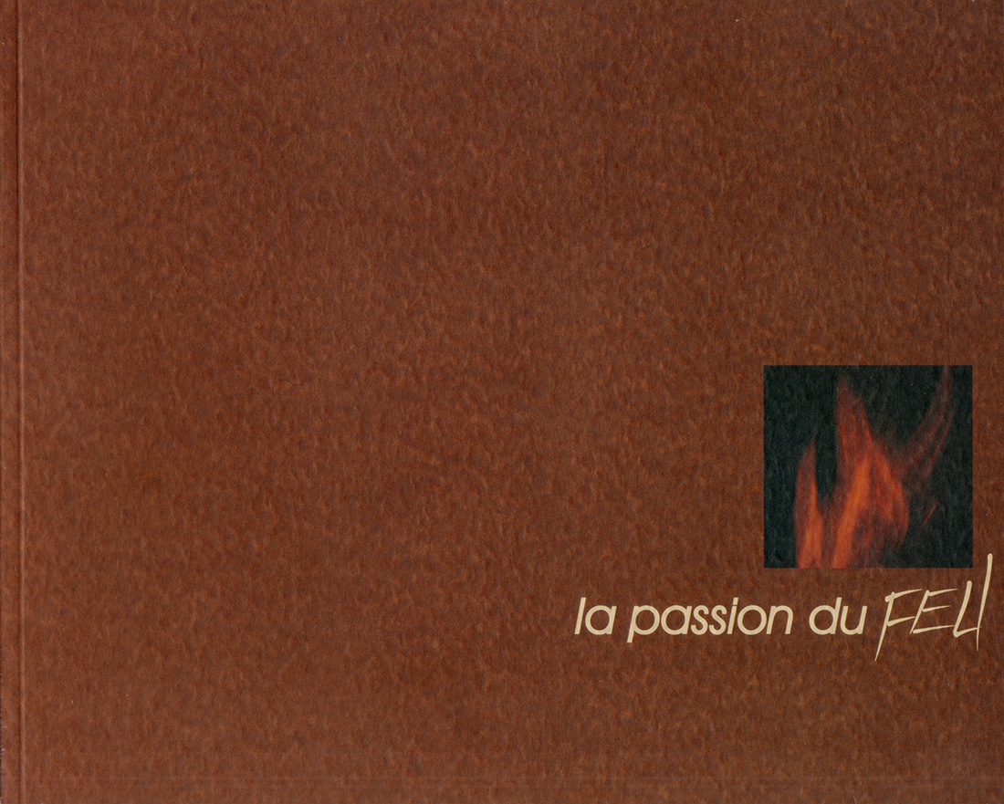 Catalogue La Passion du Feu | 1