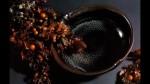 Coupe caldeira noire (émail de scories sur terre pays - Jean Girel)