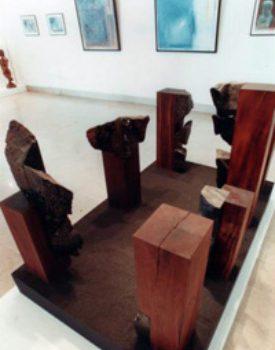 Exposition au FRAC
