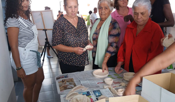 Projet «Jardin les Z'Art Brikol» avec les RPA