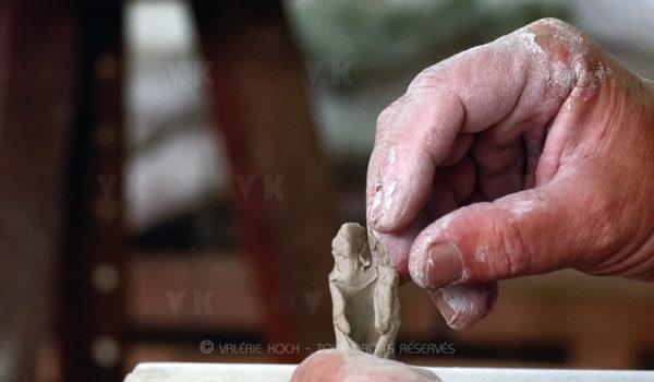 Atelier poterie pour la Semaine Bleue